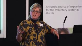 The rise & fall of the voluntary sector - what should the sector do to respond?