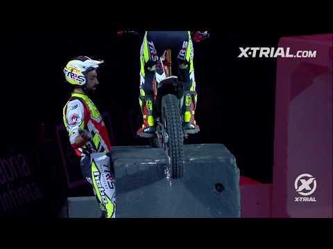 TRAIAL(トライアル世界選手権)第5戦スペイン ハイライト動画