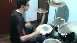 His Story Repeats Itself - Chiodos (Drum Cover)