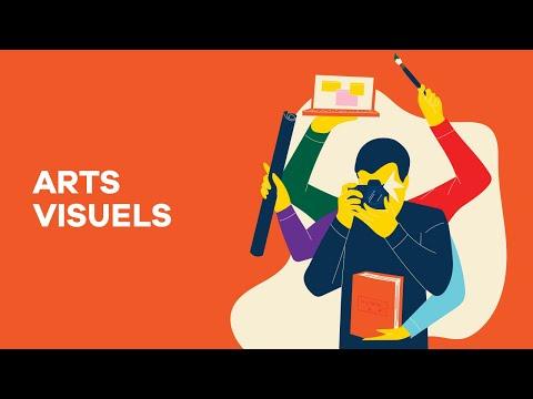 DEC   Arts visuels