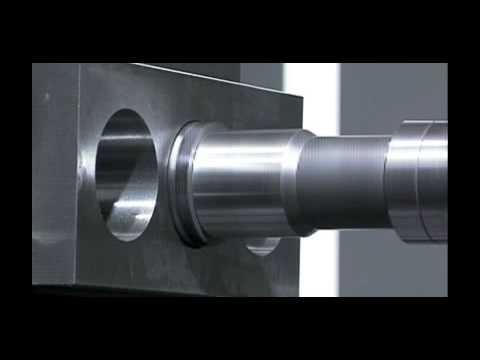 Wendeschneidplatten-Reibtechnologie