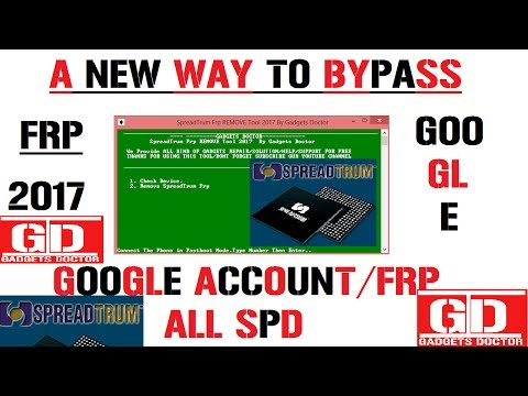 Best Way To Bypass Qualcomm | Spreadtrum | Huawei FRP Using TR FRP