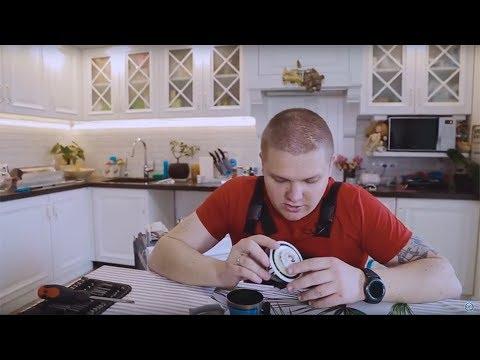 Ремонт посудомоечной машины Bosch. Посудомоечная машина не льет воду.