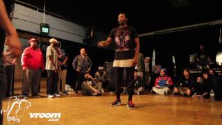Mr. Boom vs Holotype | Popping Top 16 | Bashville Stampede 12: More than a Jam | #SXSTV