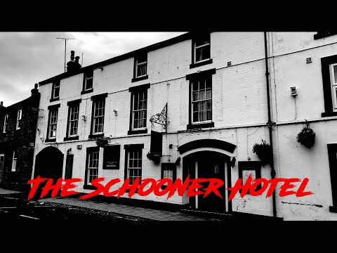 The Schooner: Alone In The UK's Most Haunted Hotel