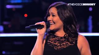 "Canal Sony | The Voice T7 - Knockouts Pt 1 - DaNica Shirey ""Saving All My Love for You"""