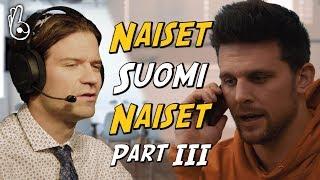 NAISET-SUOMI-NAISET: Part 3 (Ostos-TV) || BLOKESS