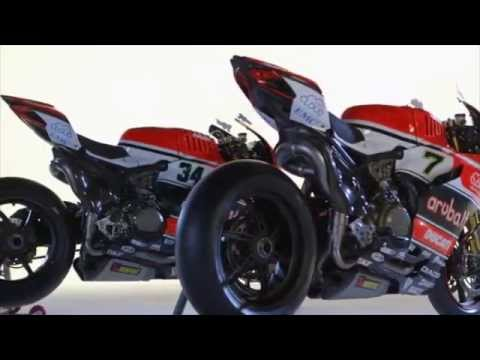 Aruba.it Racing - Ducati Superbike Team: video finale, moto unveiled