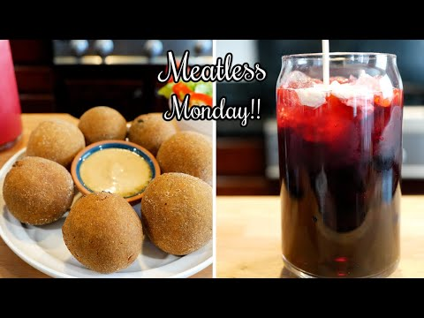 Whoa: Fried Maseca Balls Filled With Beans