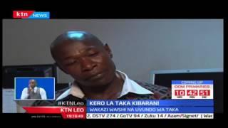 Wakaazi wa Kibarani katika kaunti ya Mombasa waishi kwenye mazingira duni ya uvundo wa taka na moshi