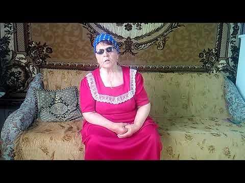 Поёт Федосья Евстегнеевна 78 лет  Забайкальский край...