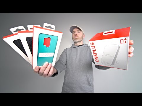 OnePlus 8 Pro – Unboxing The Accessories