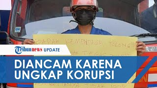 Viral Foto Petugas Damkar Depok Ungkap Dugaan Korupsi di Kantornya, Dapat Ancaman Dipecat