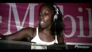 DJ Candice McKenzie | DJing for T Mobile and interview for Red Carpet NOVA TV