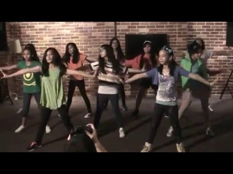 Fly - Rihanna Dance by Gigi Art of Dance Students