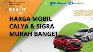 REHAT: Toyota Calya dan Sigra Jadi Pilihan Mobil Keluarga yang Irit, Harga Bekas di Bawah Rp100 Juta