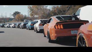 Official Squad Goals (Mustang Car Club) 4K