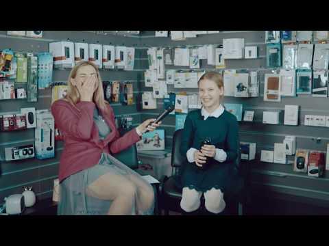 Фото Промо ролик магазина бытовой техники