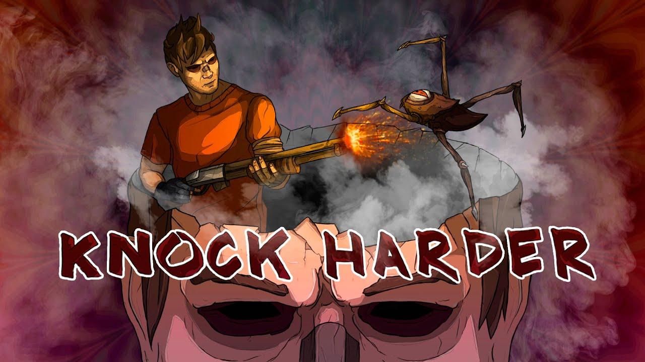 Трейлер игры Knock Harder