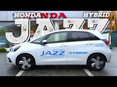 New Honda JAZZ Hybrid 2021