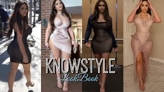 KnowStyle Try On Haul Lookbook | MISSSPERU