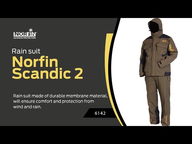 Видео Norfin Scandic 2