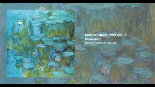 Suite in E major, HWV 430