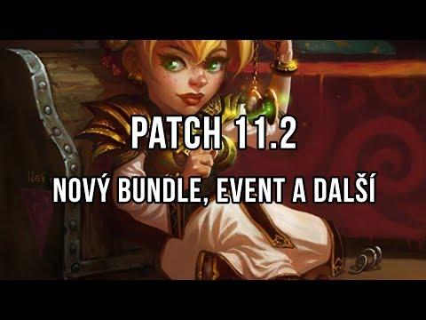 Hearthstone patch 11.2 - Nový bundle, event a další