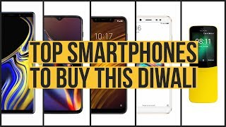 Top smartphones to buy this Diwali