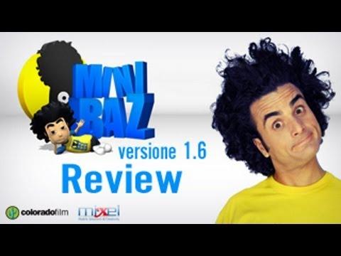Video of miniBAZ