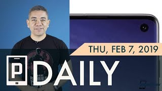 Galaxy S10 selfie camera capabilities, iPhone XI with Touch ID? & more