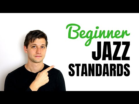 Download 10 Beginner Jazz Standards Mp4 HD Video and MP3