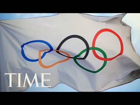 International Olympic Committee Joint Press Conference To Discuss LA & Paris Games | TIME