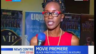 Kisumu County Minister for Tourism-Achieng Alai announces Oscar winner Lupita Nyong'o's absence