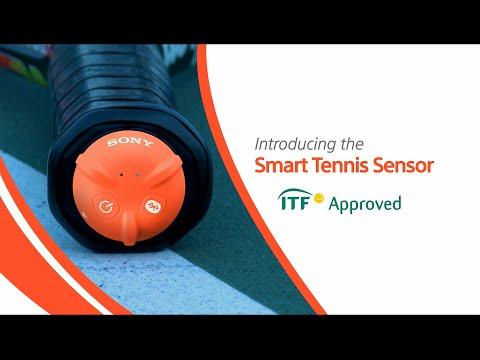 How to use Smart Tennis Sensor