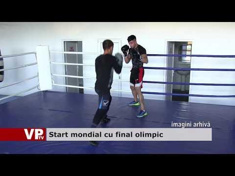 Start mondial cu final olimpic
