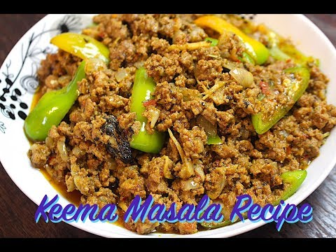 KEEMA MASALA *COOK WITH FAIZA*