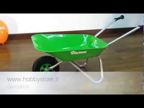 carriola giocattolo Viking