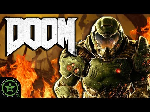 That Demon Has Pants! - Doom (Nightmare Mode) | Live Gameplay