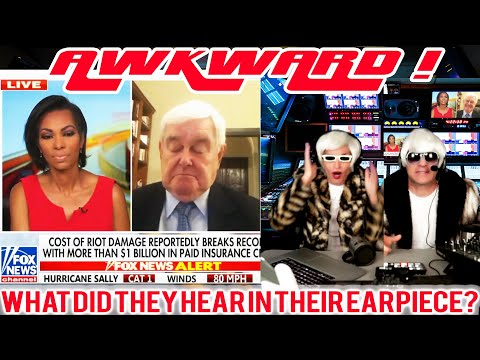 Fox News Shuts Down Newt Gingrich 4 Linking George Soros-What did they hear in their earpiece? SPOOF