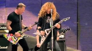 Metallica Am- Am I Evil? Live at the Big 4!