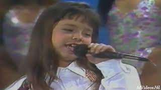 Sandy E Jr Maria Chiquinha Cube Do Bolinha 1992