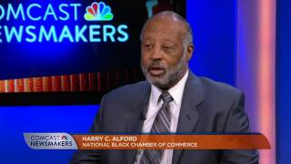 Harry C. Alford Speaks On Growing Black Business