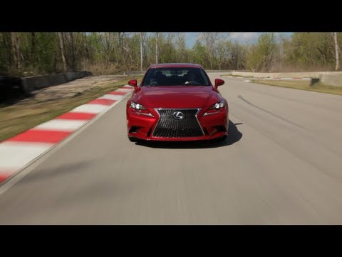 2014 Lexus IS Review