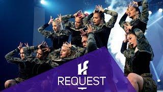 REQUEST DANCE CREW   Hit The Floor Lévis #HTF2017