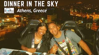 Dinner In The Sky - Athens, Greece