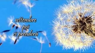 Antonello Venditti - Settembre con testo
