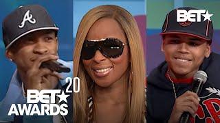 Usher, Mary J Blige, Chris Brown & More BET Awards Winners Visit 106 & Park! | BET Awards 20