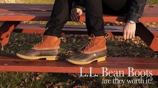 Should You Buy L.L. Bean Boots? 8 Bean Boot Review