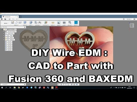Download Fusion 360 Cam Tutorial 3d Machining Basic Video 3GP Mp4